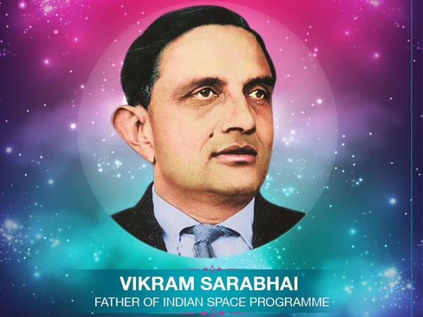 Some interesting facts about Vikaram Sarabhai